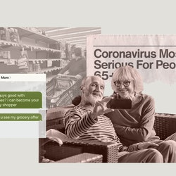 As the coronavirus spreads, millennials are finding it's hard to convince their baby boomer parents ...