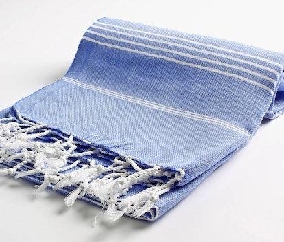 Cacala Pestemal Turkish Bath Towels