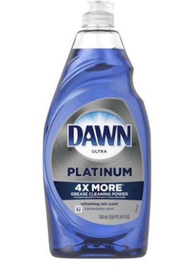 Dawn Platinum Power Dishwashing Liquid