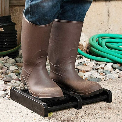 Jobsite Boot Scrubber