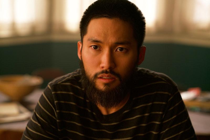 Jin Ha as Jamie on Devs