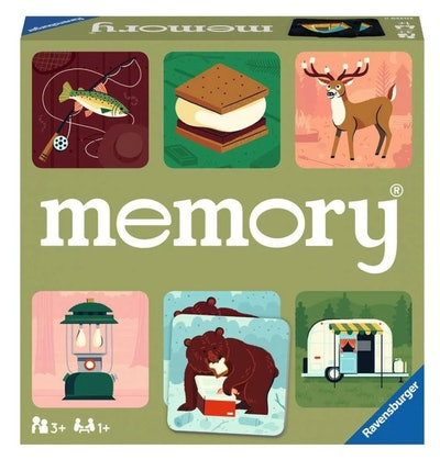 Memory — Great Outdoors Matching Game