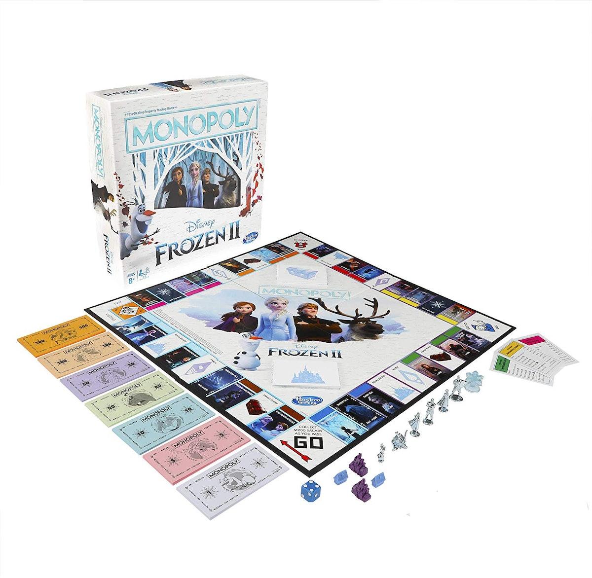 Monopoly Game: Disney 'Frozen 2' Edition