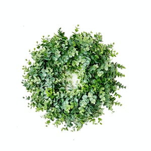 16 in. Eucalyptus Wreath