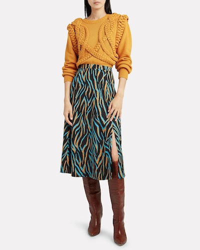 Yeva Cable Knit Sweater