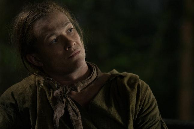Ed Speleers as Stephen Bonnet in Outlander