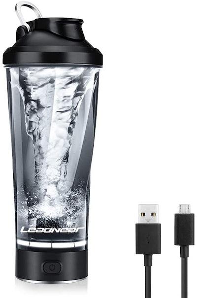 Leadnear Electric Protein Shaker Bottle