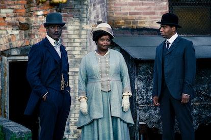 Ransom helped swiftly finalize Madam C.J. Walker's divorce from C.J. Walker.