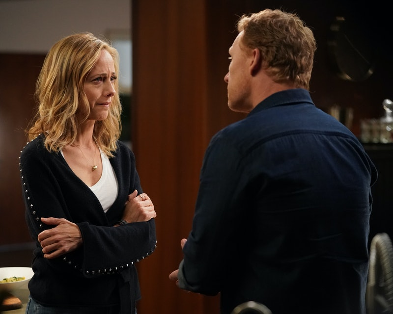 Owen and Teddy's relationship on 'Grey's Anatomy' could be in jeopardy.