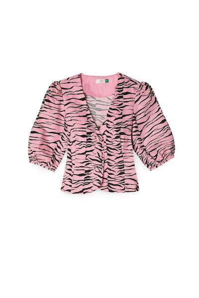 Eva – Pink Black Tiger