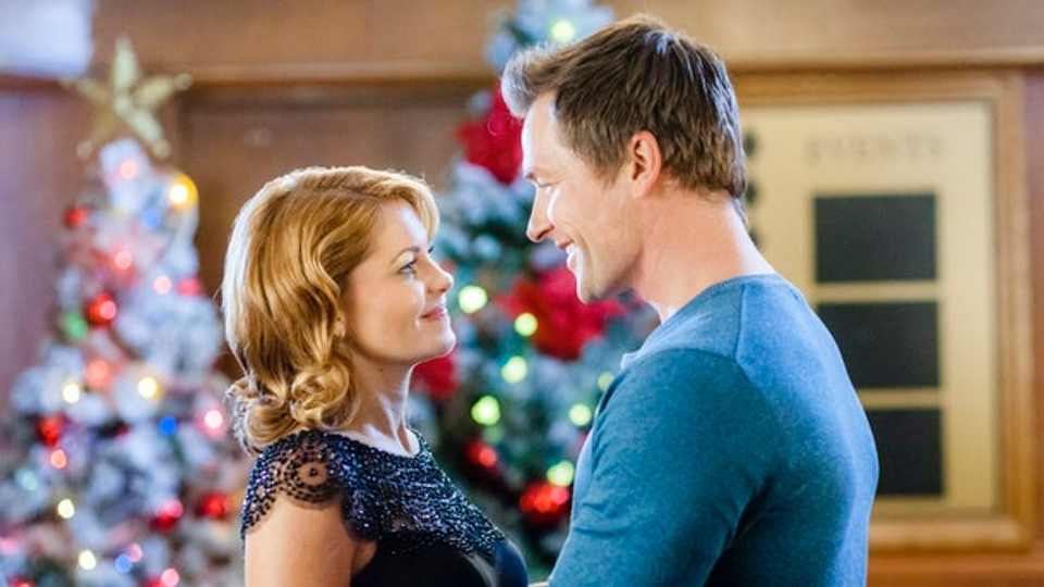 The Hallmark Channel will air a Christmas movie marathon for people who are stuck at home amid the COVID-19 outbreak.