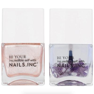 Nails, INC Crystals Made Me Do It Nail Polish Duo