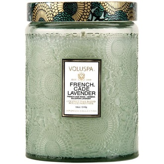 French Cade Lavender Candle
