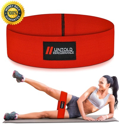 Untold Performance Heavy Resistance Glute Bands