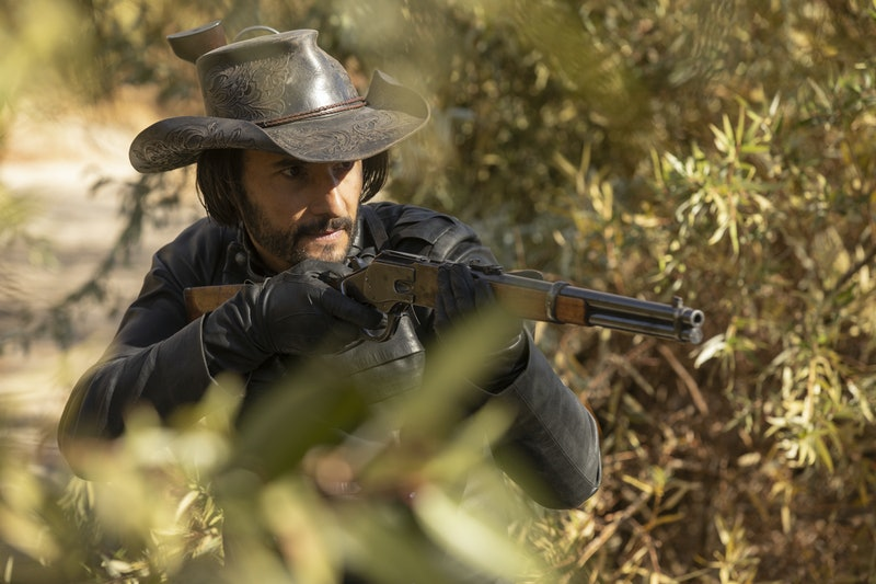 Hector's fate on Westworld may not be what it seems.