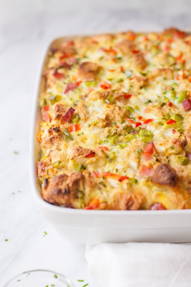 an image of a delicious looking breakfast bake