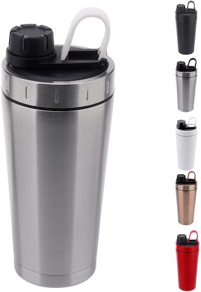 Hydro Flair Stainless Steel Shaker Bottle