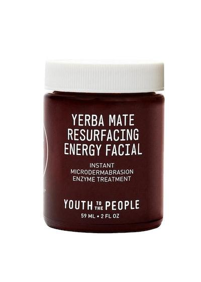 Yerba Mate Resurfacing Energy Facial
