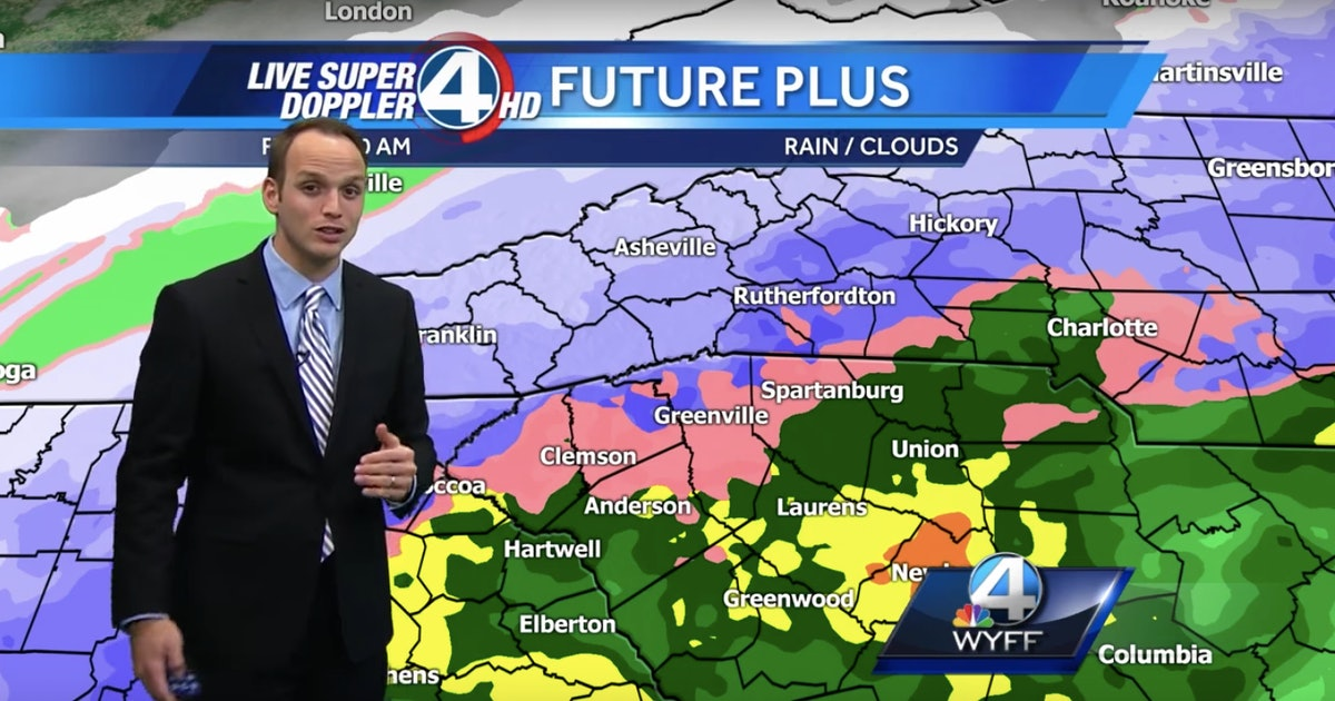 "While School Is Out, This Meteorologist Is Hosting ""Weather School"" For Kids"