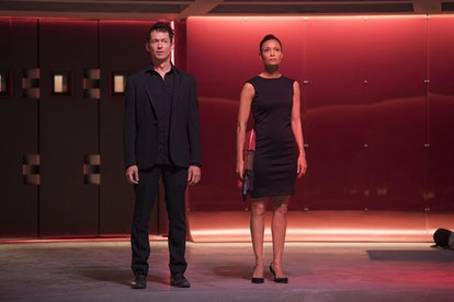 Sizemore & Maeve teamed up in 'Westworld' Season 2