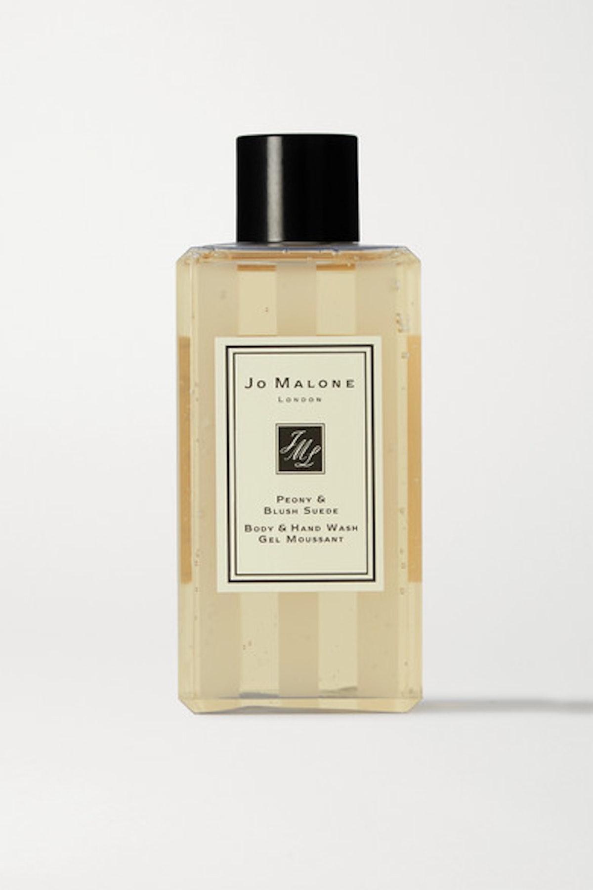 Peony & Blush Suede Body & Hand Wash