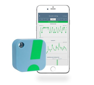 SensorPush Thermometer and Hygrometer