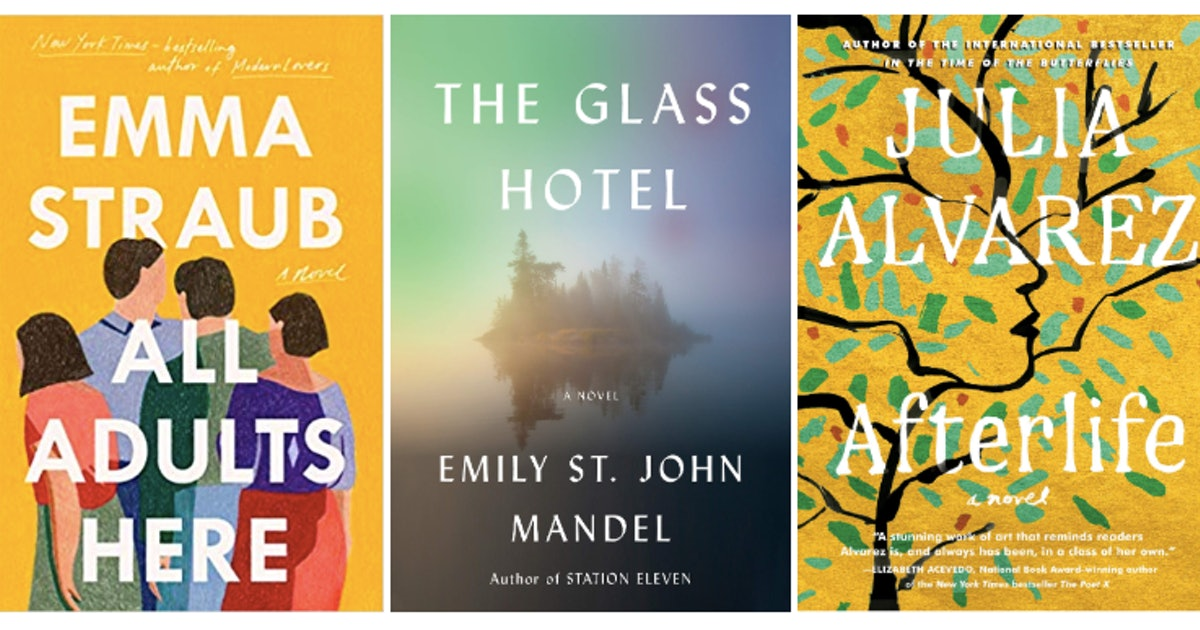 These 10 New Novels Will Make Your Days In Quarantine Fly By