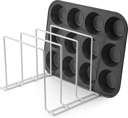 Stock Your Home Large Bakeware Organizer