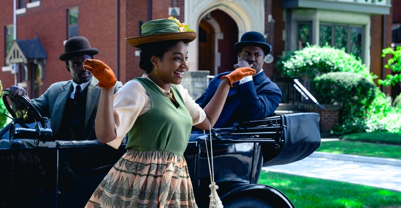 Tiffany Haddish as Leila Walker in Self Made: Inspired by the Life of Madam C.J. Walker