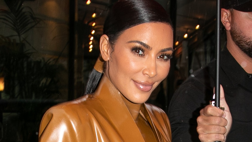 Kim Kardashian's Instagram about social distancing is all about her sisters.