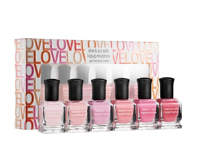 Make Me Blush Gel Lab Pro Color Nail Polish Set