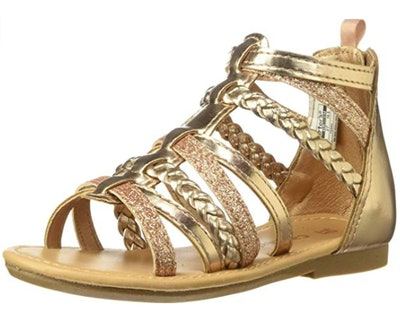 Carter's Fenna Braided Gladiator Sandal