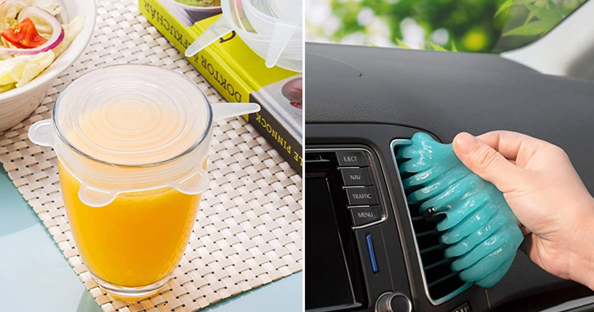 These 40 Products Should Win An Award For Being So Damn Clever