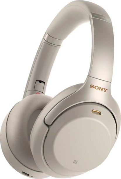 Sony Wireless Noise Cancelling Over-the-Ear Headphones with Google Assistant