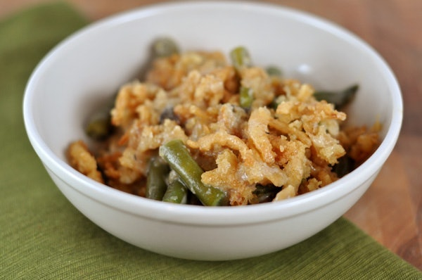 Green bean casserole is a holiday classic that makes for a perfect comfort meal.