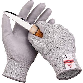 SAFEAT Grip Work Gloves