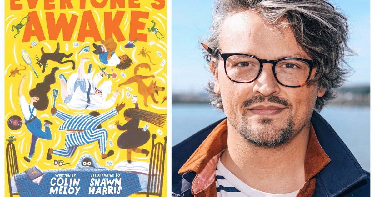 Shawn Harris On How To *Make* A Children's Book
