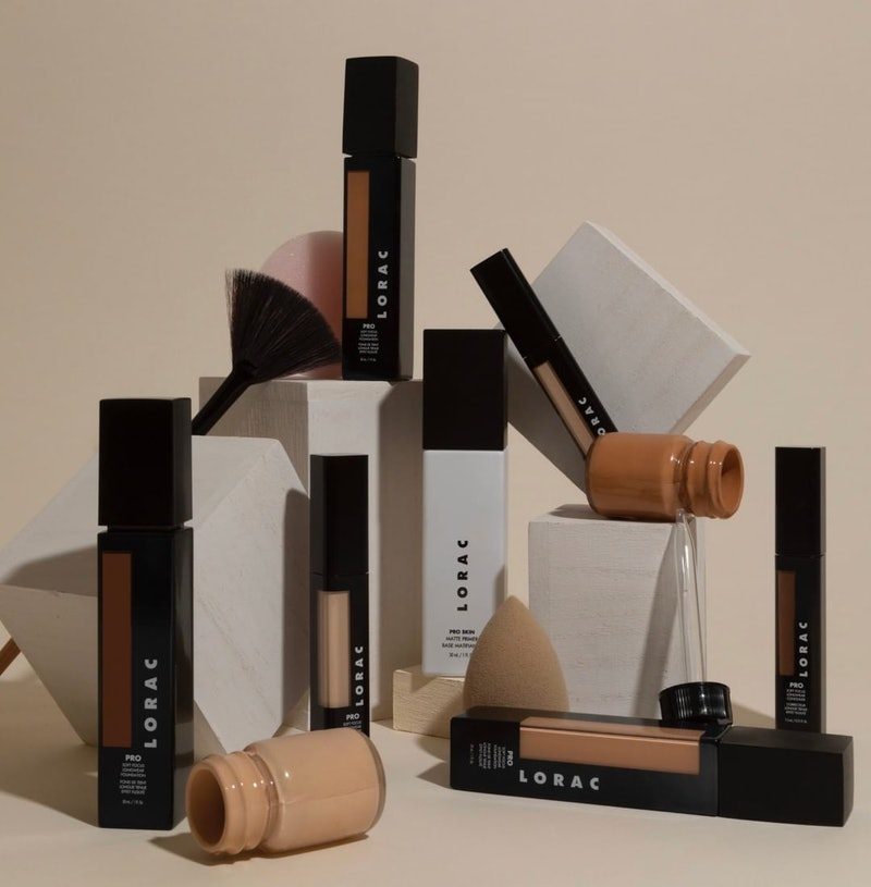 LORAC's PRO Complexion collection features foundation, concealer, and two new primers
