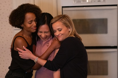 Celeste Ng, Kerry Washington, Reese Witherspoon