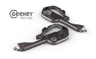Geekey Key Shaped Pocket Tool