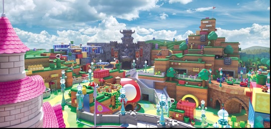 Super Nintendo World is coming to Orlando and Hollywood, and it looks amazing.