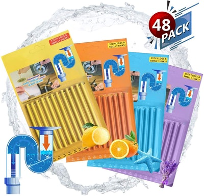 Soler Drain Sticks (48-Pack)