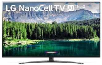 """LG Nano 8 Series 55"""" 4K TV"""