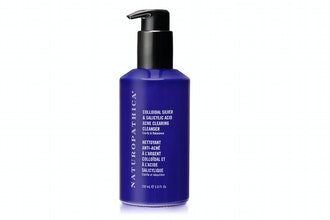 Colloidal Silver & Salicylic Acid Acne Clearing Cleanser