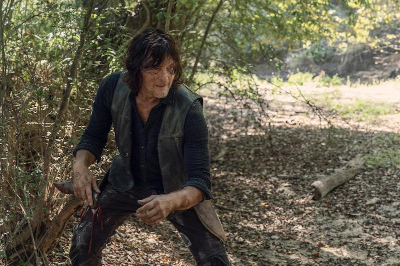 Norman Reedus as Daryl Dixon in The Walking Dead Season 10