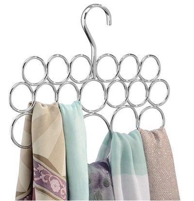 iDesign Axis Metal Loop Scarf Hanger