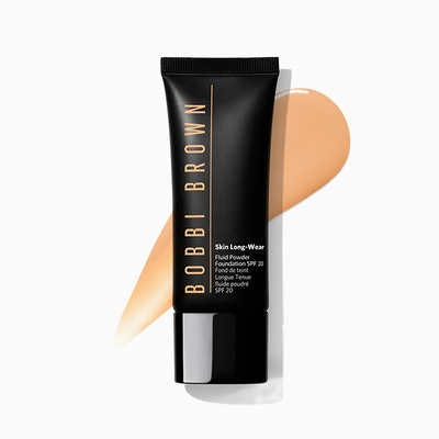 Skin Long-Wear Fluid Powder Foundation