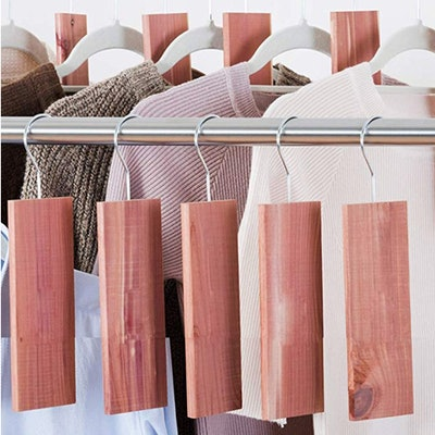 Cedar Space Cedar Blocks for Closet Storage