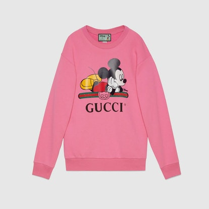 Disney x Gucci Oversize Sweatshirt