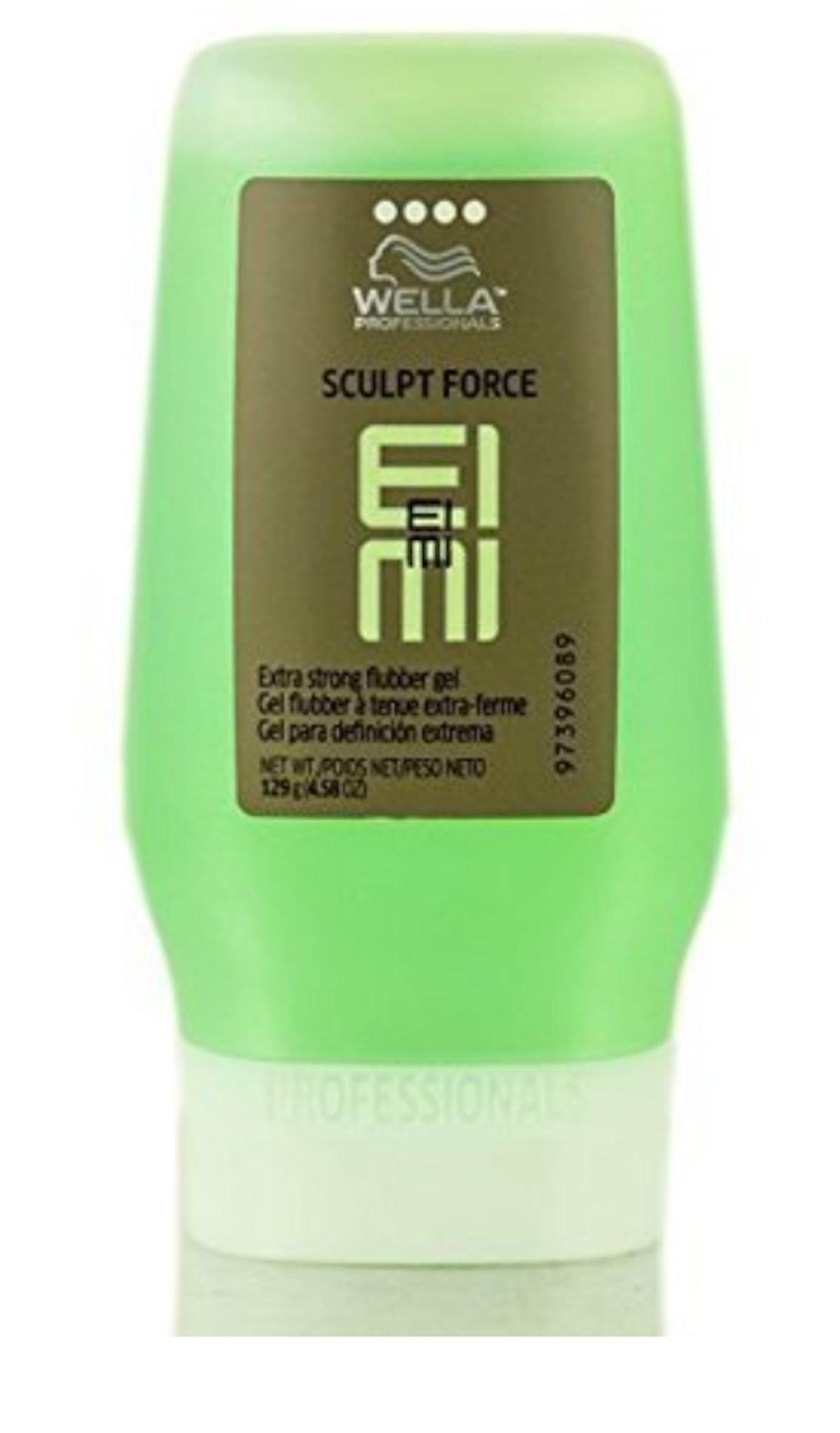 Wella Eimi Sculpt Force Extra Strong Flubber Hair Gel
